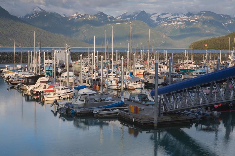 Haines Harbor, Alaska