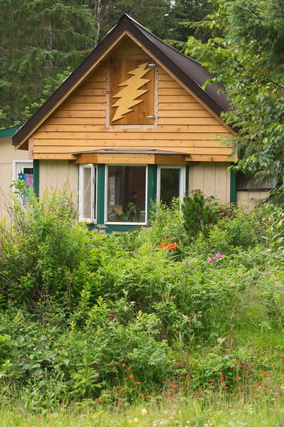 Cabin, Haines, Alaska