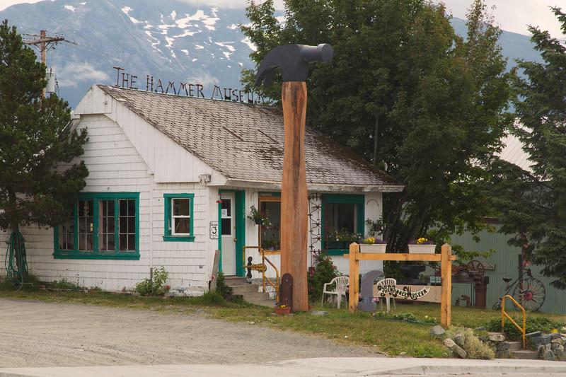 The Hammer Museum, Haines, Alaska