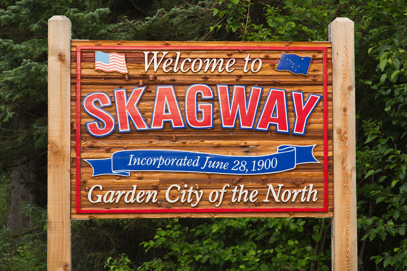 Welcome to Skagway