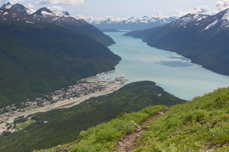 Skagway & Lynn Canal, Alaska