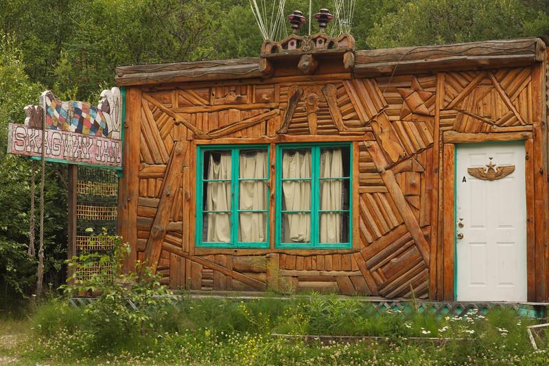 Cabin, Skagway, Alaska