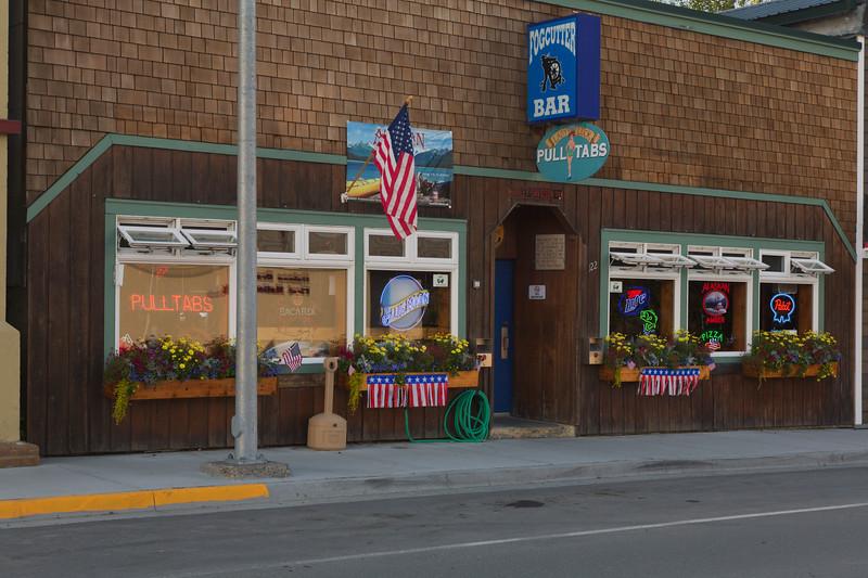 Downtown, Haines, Alaska