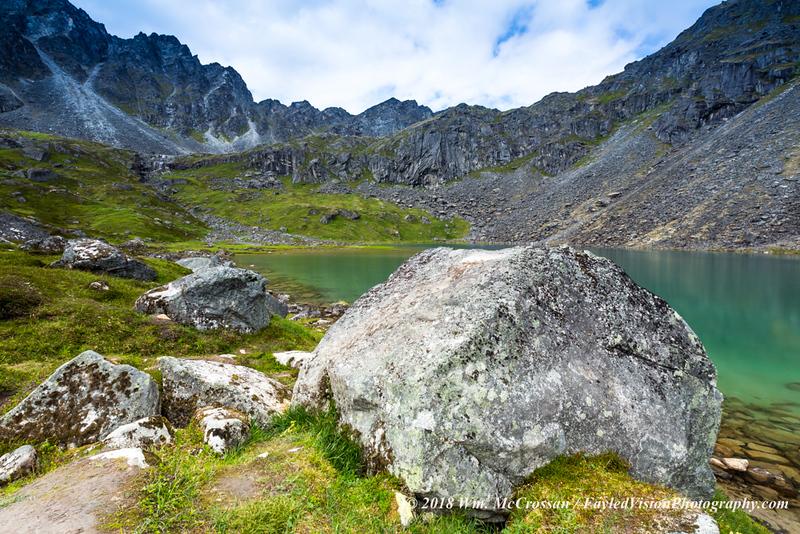 Reed Lakes Trail, Hatcher Pass, Alaska