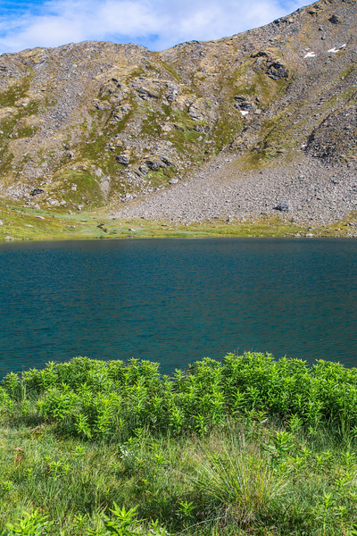 Summit Lake, Hatcher Pass, Alaska