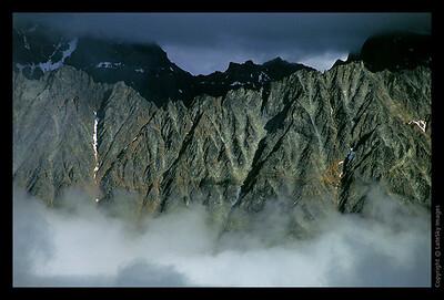 D37 Foggy Cliffs