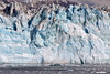 Wall collapse~note shadows where glacier has fallen away from face