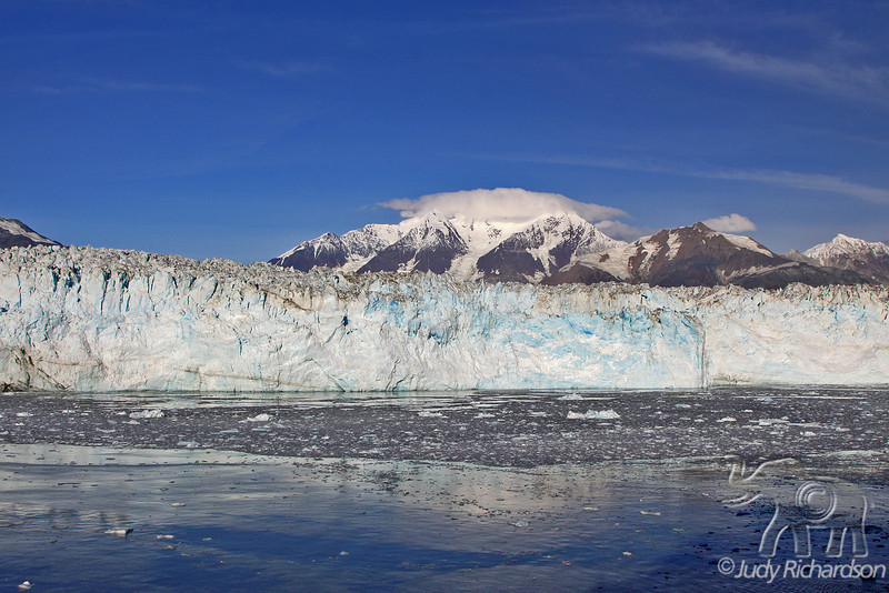 Incredible day at Hubbard Glacier