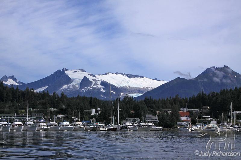Auke Bay Harbor Juneau