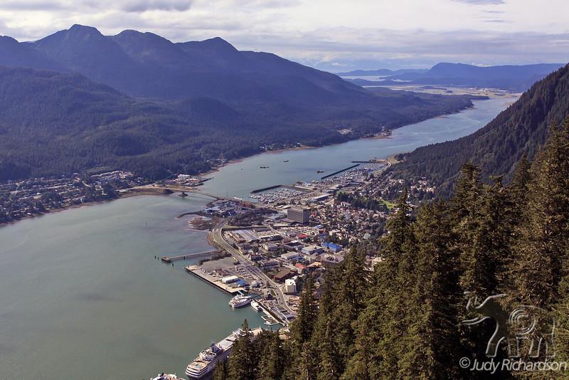 Juneau from Mt. Roberts