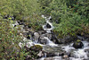 Glacier Falls at Mendenhall