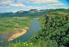AKS95-056a Kanektok landscape