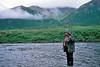 AKS95-020a Kanektok fishing