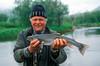 AKS95-009a Kagati Lake trout