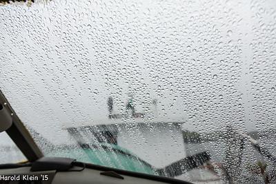 Yup...still raining...