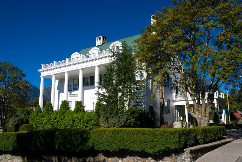 Alaskan Governor's Mansion
