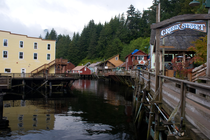 Ketchikan Waterfront