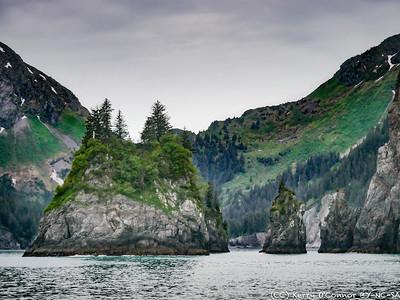 Kenai Fjords National Park islands