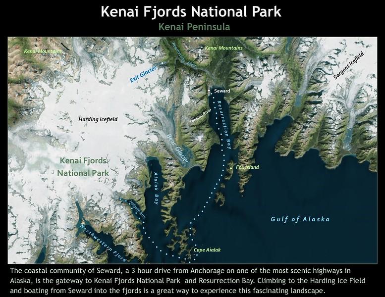 Title Slide 1 - Kenai Fjords