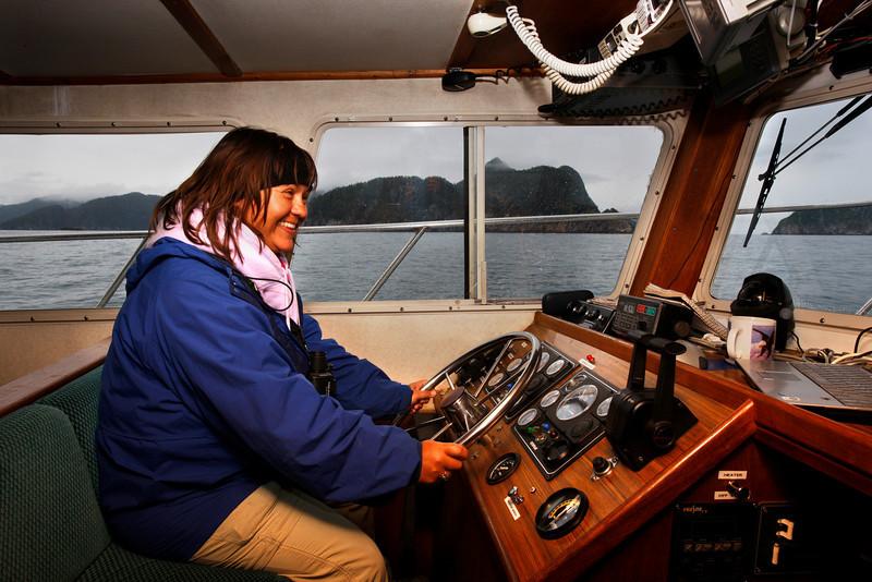 Captain Julie.