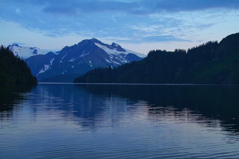Three Hole Bay, Aialik Bay, Kenai Fjords National Park, Alaska