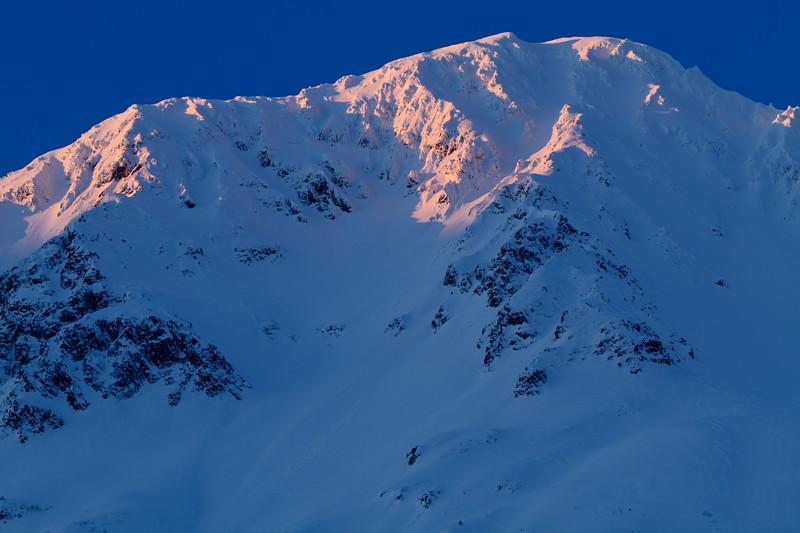 Resurrection Peak, Seward, Alaska