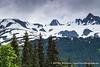 Mt. Eva from Bear Lake Road