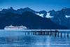 Cruise Ship Norwegian Sun, Resurrection Bay, Alaska