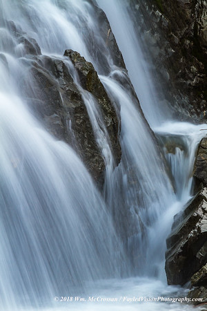 Lowell Creek Waterfall, Seward, AK
