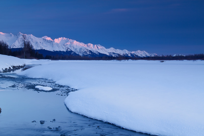 Resurrection River, Seward, Alaska
