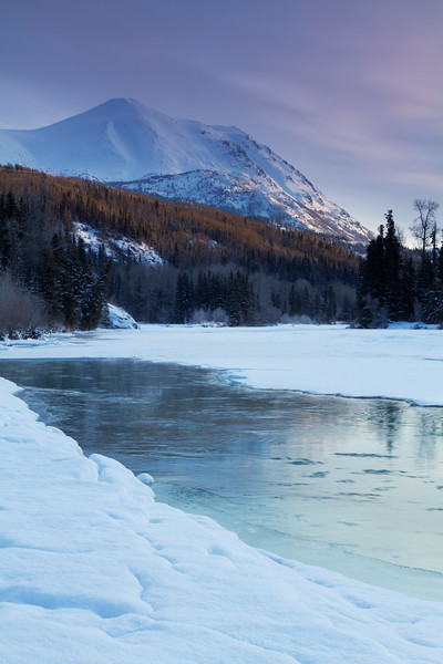 Kenai River, Cooper Landing, Alaska