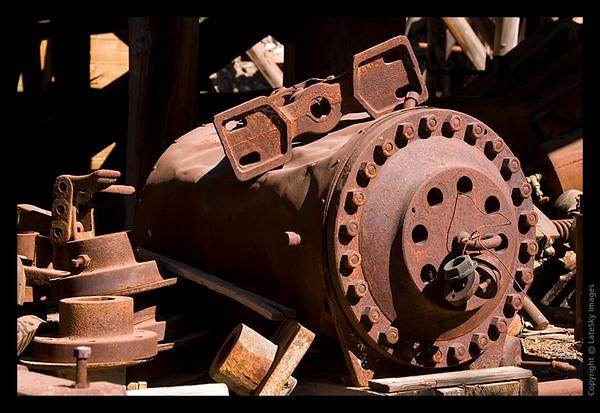 215 Machinery Manifold