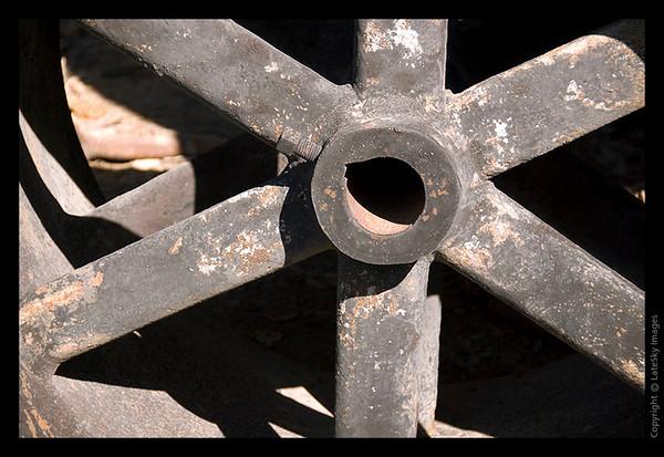 218 Belt Wheel