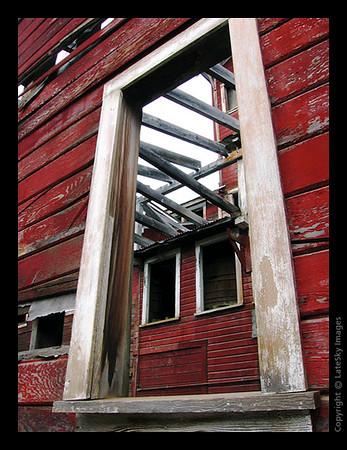 M82 Window Frames