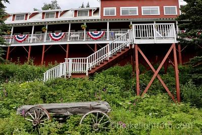 Kennecott Glacier Lodge