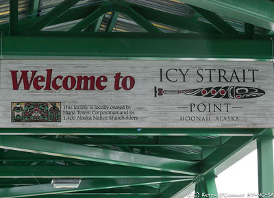 Welcome to Icy Straight Point