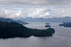 Misty Fjords National Monument Wilderness from float plane
