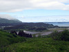 My first hike, above Kodiak airport