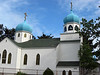 St. Nicholas Russian church, Kodiak