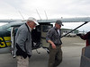 June 16: In Kotzebue with pilot Jared --ready to fly