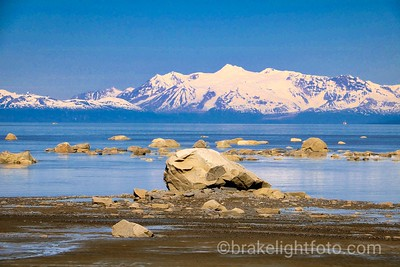 Captain Cook State Recreation Area, Alaska - Mount Iliamna