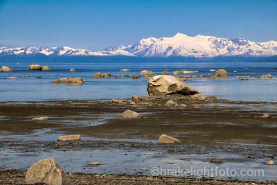 Captain Cook State Recreation Area, Alaska - Mt Iliamna