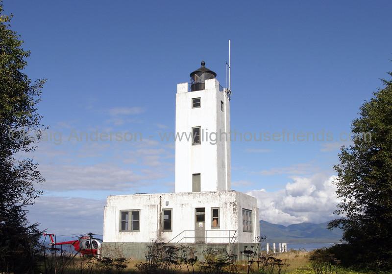 Mary Island Lighthouse