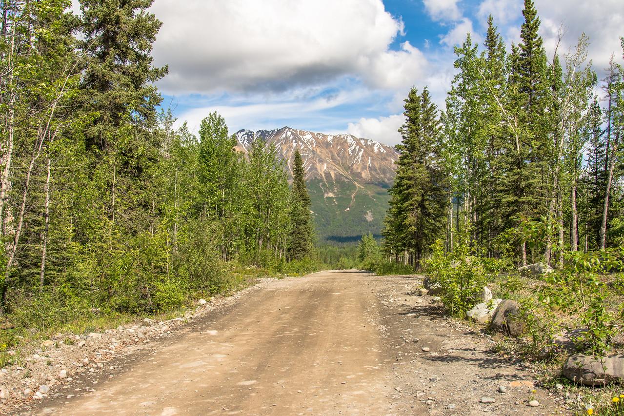 Road beyond Road