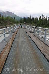 Kennecott River Crossing to McCarthy