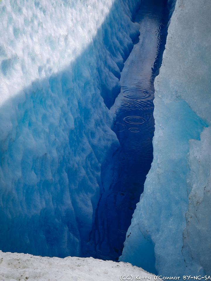 Crevasse Blue