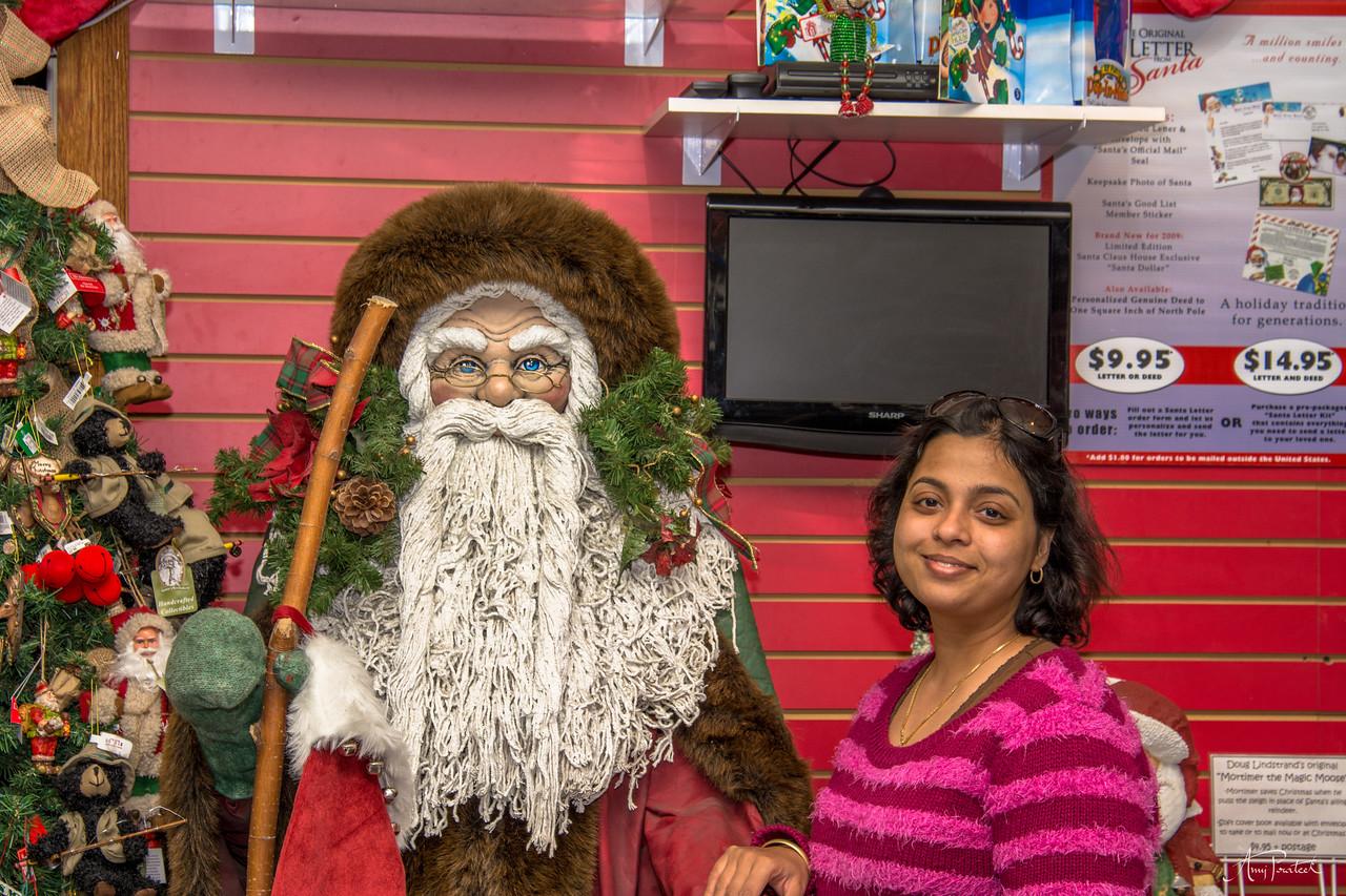 Santa & Aditi