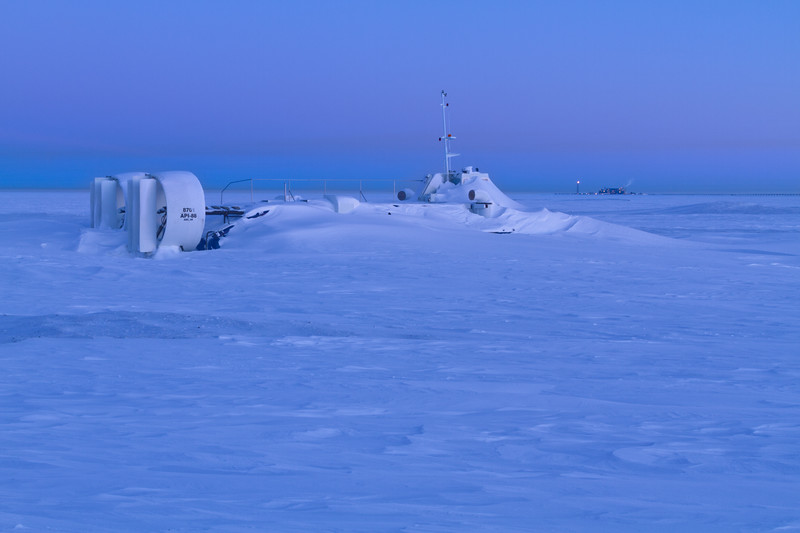 Endicott, North Slope, Alaska