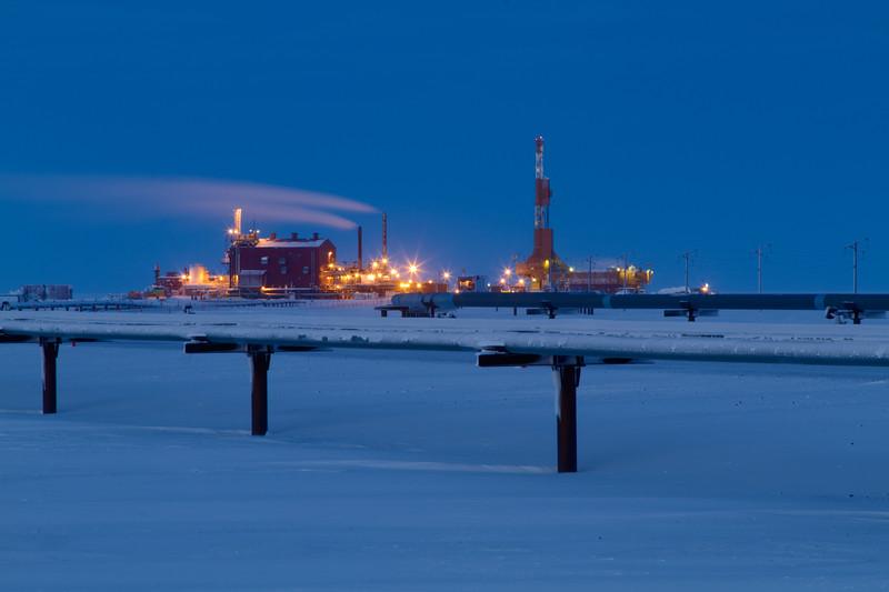 Milne Point, North Slope, Alaska