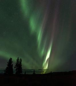 Denali Highway Auroras 1